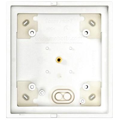 MOBOTIX 1er Aufputzgehäuse schwarz (MX-OPT-Box-1-EXT-ON-BL)