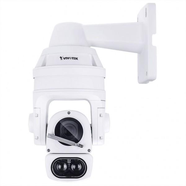 VIVOTEK SD9366-EH-v2 IP-SpeedDome PTZ Kamera, 2MP, 30x Zoom , IR bis 250m, H.265, EIS, WDR Pro Wisch
