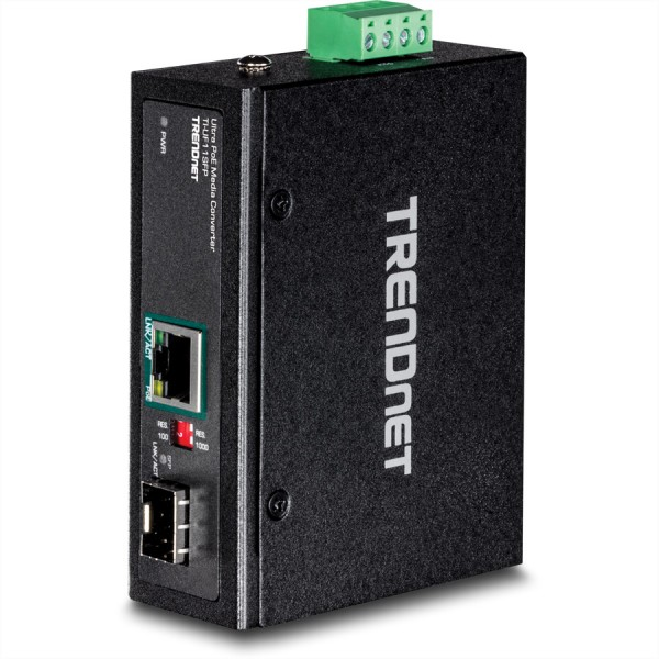Trendnet TI-UF11SFP Eingebaut 1000Mbit/s Schwarz Netzwerk Medienkonverter
