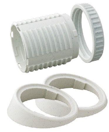 MOBOTIX MX-S14-OPT-MK-CW Verlängerungs-Set Sensormodul, 40 mm und 15°