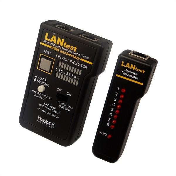 HOBBES LANtest RJ45 Basic Netzwerkkabel-Tester