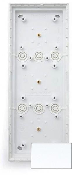 MOBOTIX MX-OPT-Box-3-EXT-ON-PW 3er Aufputzgehäuse, weiß