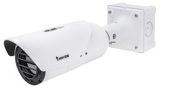 VIVOTEK TB9330-E(8.8MM) QVGA Thermalbild OD Bullet 8,8mm PoE/DC12/AC24V NEMA 4x
