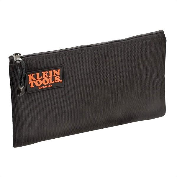 KLEIN TOOLS 5139B Reißverschlusstasche, Nylon
