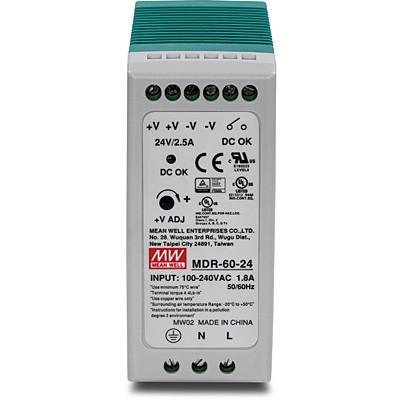 Trendnet TI-M6024 industrielles DIN-Rail-Netzteil