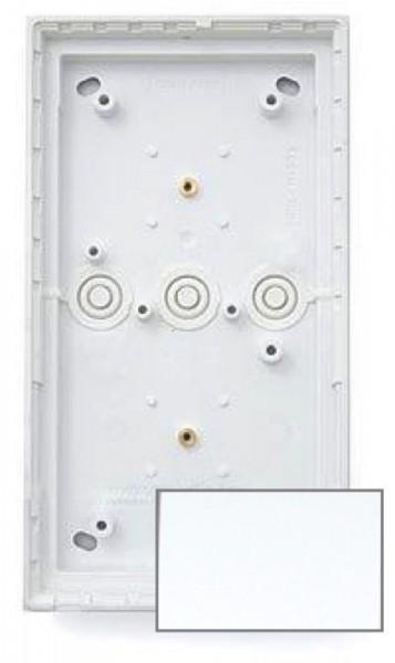 MOBOTIX MX-OPT-Box-2-EXT-ON-PW 2er Aufputzgehäuse, weiß