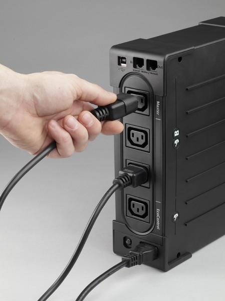 Eaton Ellipse ECO 800VA/500Watt USB 4x IEC
