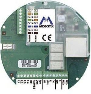 MOBOTIX MX-OPT-IO1 Erweiterte Anschlussplatine (IO-Modul)