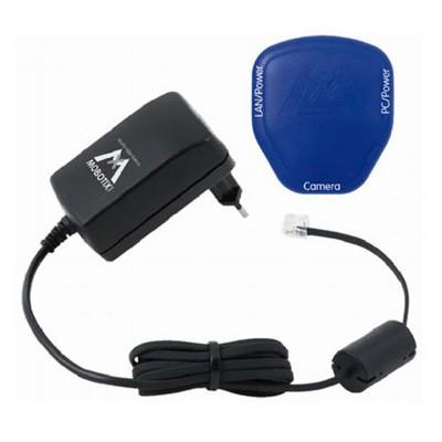 MOBOTIX Power-Adapter-PoE-Set mit Netzstecker für Europa (MX-NPA-PoE-EU-Set)