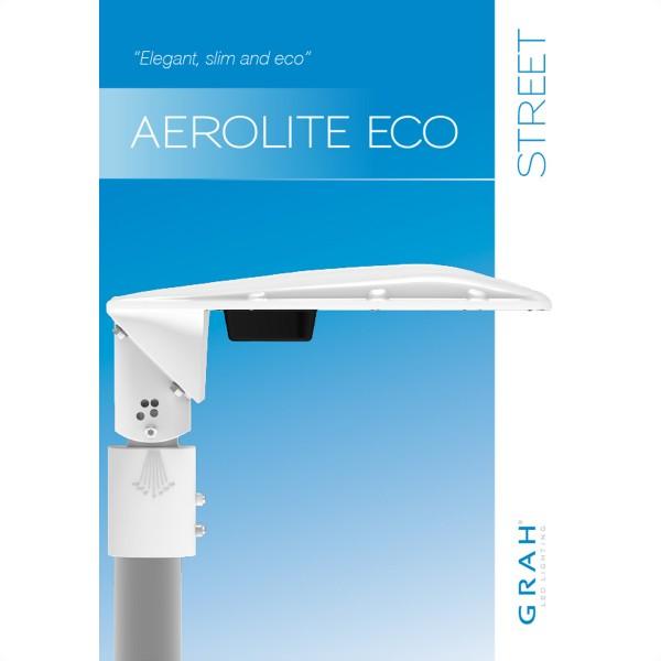 GRAH AEROLITE ECO S Straßenleuchte 2.900lm (29 Watt)