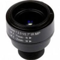 AXIS LObjektiv M12 2,8 bis 6mm 5 Stk