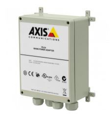 AXIS ACC MAINS ADAPTOR AXIS PS24, 24V Netzteil