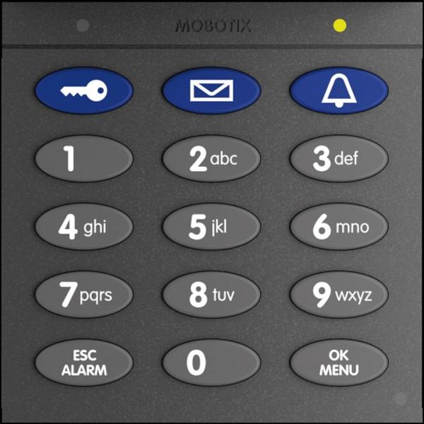 MOBOTIX KeypadRFID dunkelgrau (Mx-A-KEYC-d)