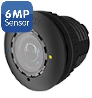 MOBOTIX Mx-O-SMA-S-6N061-b Sensormodul 6MP, B061 (Nacht), schwarz