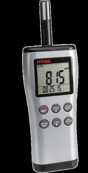 CP11 - CO2-, Feuchte- und Temperatur-Handmessgerät