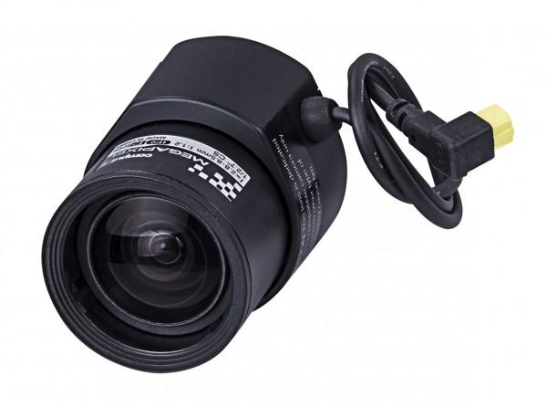 """VIVOTEK AL-247 Objektiv, P-Iris, F1,2 , 2,8 bis 8mm, 1/3"""" für IP9171-H"""