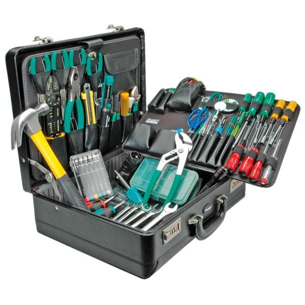 VALUE Elektro-Elektronik Werkzeugkoffer Budget