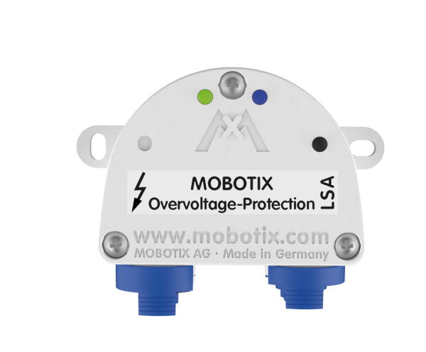 MOBOTIX Überspannungsbox Variante Patchkabel (MX-Overv.-Protection-Box-RJ45)